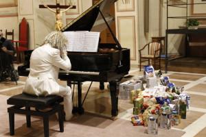 Maurizio Mastrini, Concerto Baratto ad Assisi 25/20/2015
